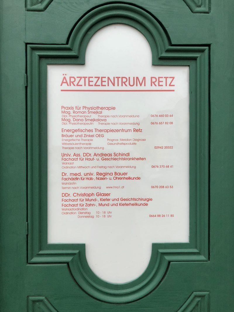 Ärztezentrum Retz